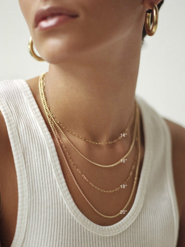 How to determinate my necklace size