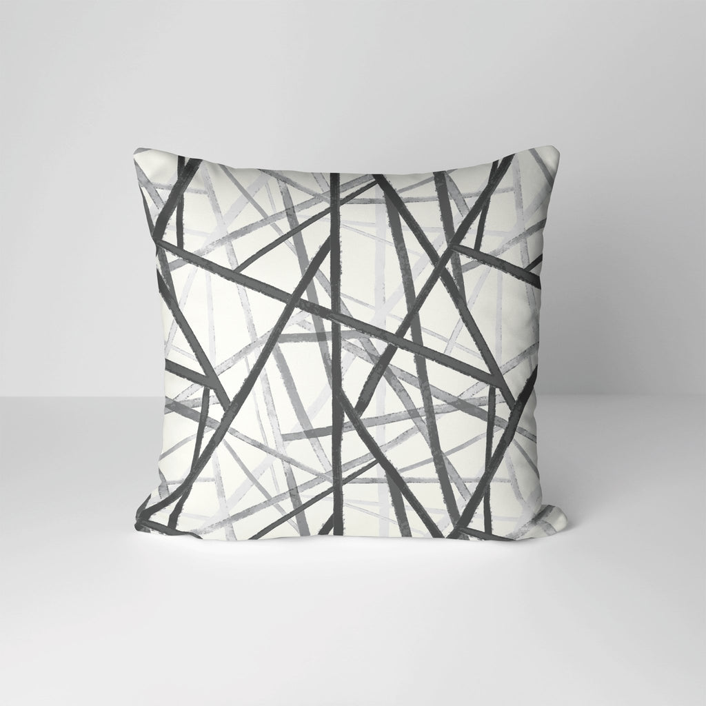 Bandeau Pillow Cover in Ultimate Gray - Melissa Colson