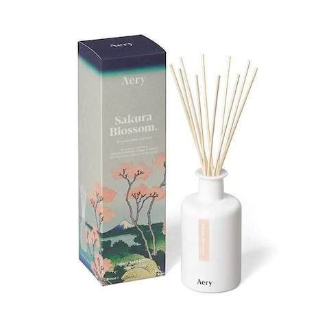 Sakura Blossom Luxury Reed Diffuser by Aery