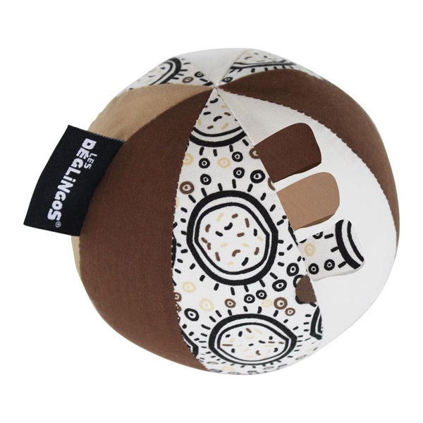 Activity ball Muchachos the Llama - Activity Ball - Les Déglingos - Totem Store