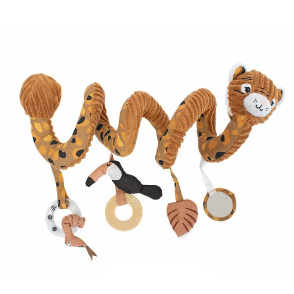 Activity spiral Speculos the Tiger-Cot Toy-Les Déglingos-Totem Store