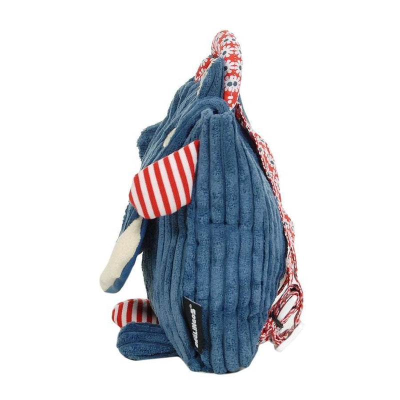 Backpack Hippipos the Hippo - Kids Backpack - Les Déglingos - Totem Store