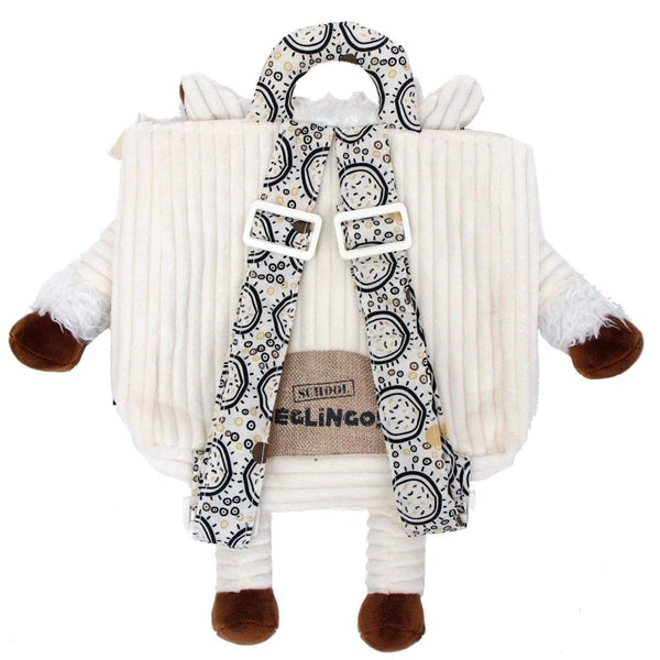 Backpack Muchachos the Llama-Kids Backpack-Les Déglingos-Totem Store
