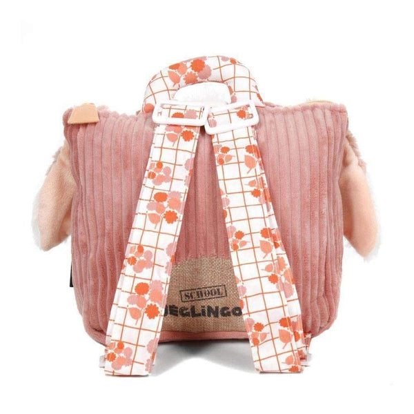 Backpack Pomelos the Ostrich - Kids Backpack - Les Déglingos - Totem Store
