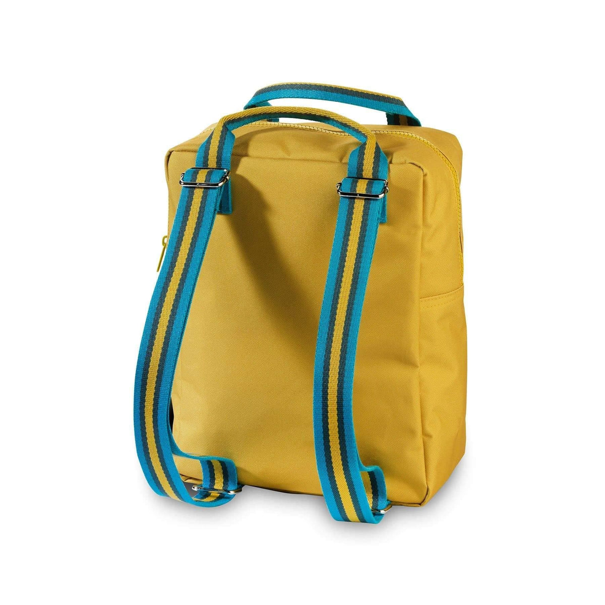 Backpack Zipper Mustard-Backpack-Engel-Medium-Totem Store