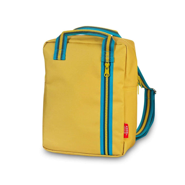 Backpack Zipper Mustard - Backpack - Engel - Totem Store