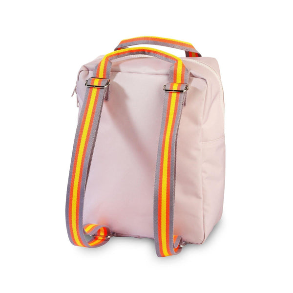 Backpack Zipper Pink - Backpack - Engel - Totem Store