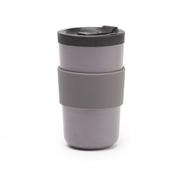 Bamboo Reusable Go Takeaway Mug 500ml-Reusable Cup-Ekobo-Smoke-Totem Store