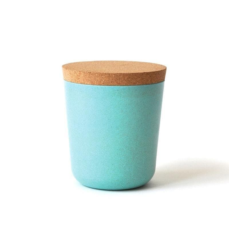 Bamboo Storage Jar - XL-Food Container-Ekobo-Lagoon-Totem Store