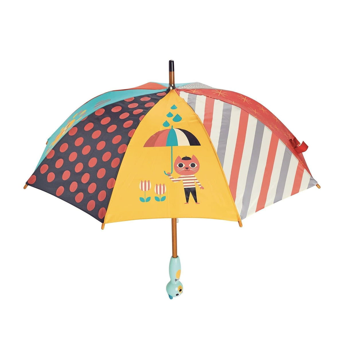 Bear umbrella by Ingela P.Arrhenius-Kids Umbrella-Vilac-Totem Store