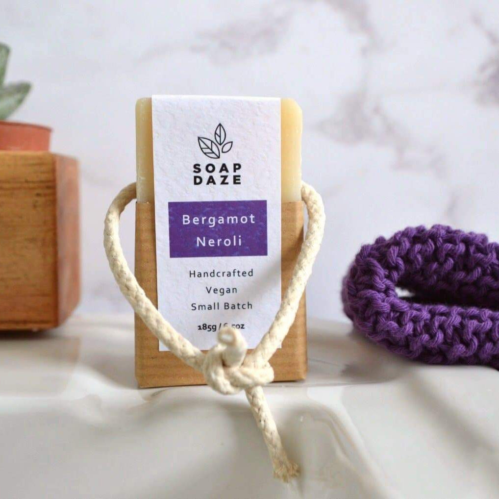 Bergamot & Neroli - On a Rope-Soap Bar-Soap Daze-Totem Store