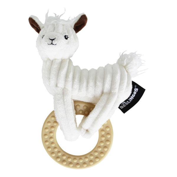 Chewing toy Muchachos the Llama-Teether-Les Déglingos-Totem Store