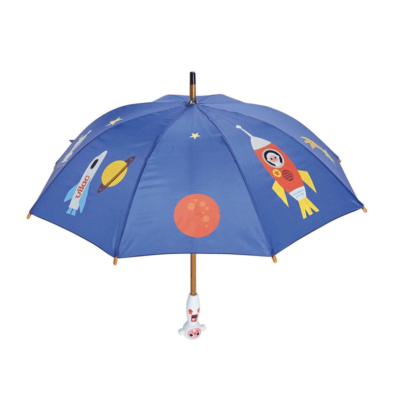 Cosmonaut umbrella by Ingela P.Arrhenius - Kids Umbrella - Vilac - Totem Store