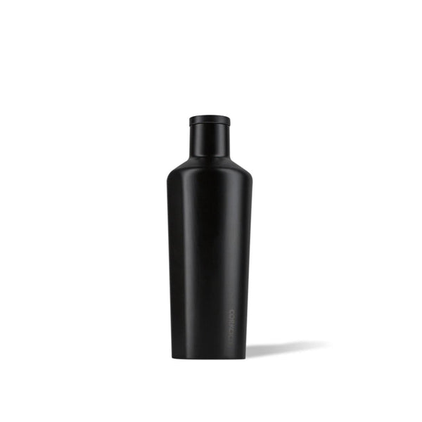 Dipped Canteen-Insulated Bottle-Corkcicle-Black-265ml-Totem Store