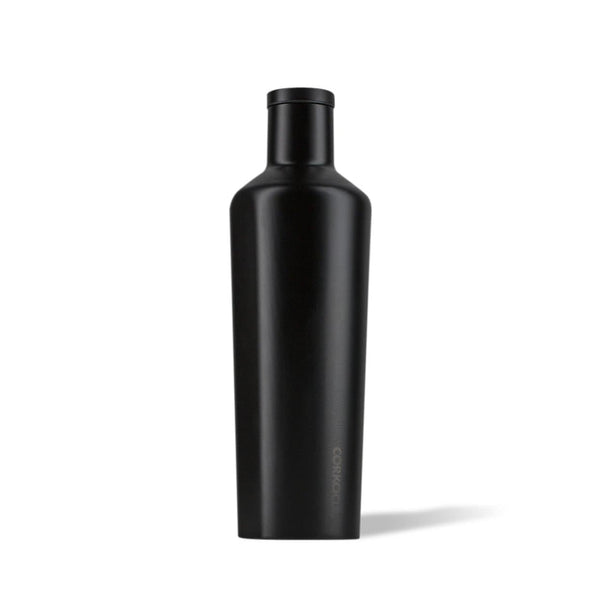 Dipped Canteen-Insulated Bottle-Corkcicle-Black-475ml-Totem Store
