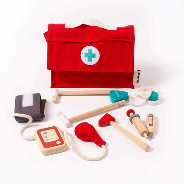 Doctor Set - Role Play - Plan Toys - Totem Store