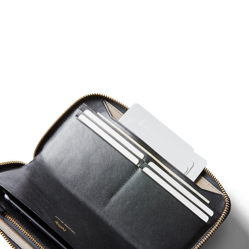 Folio Wallet Black - Designers Edition-Wallet-Bellroy-Totem Store