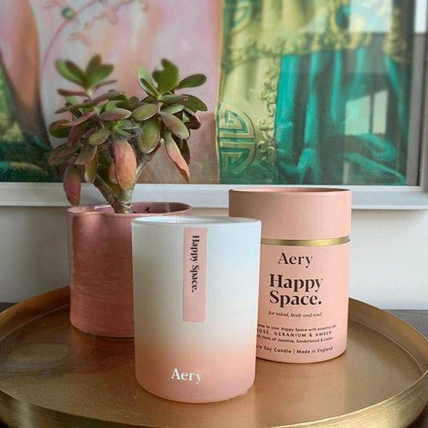 Happy Space - Candle - Aery - Totem Store