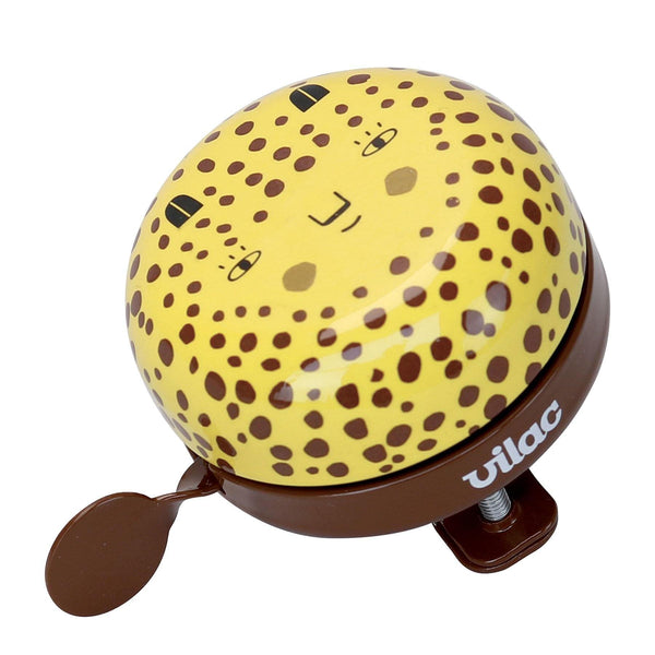 Kids bike bell leopard by Suzy Ultman-Bike Bell-Vilac-Totem Store
