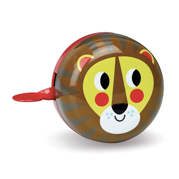 Kids bike bell lion by Ingela P.Arrhenius-Bike Bell-Vilac-Totem Store