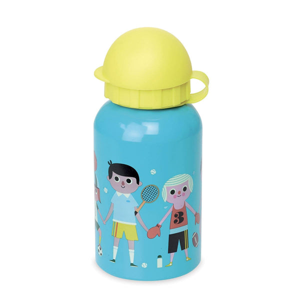 Kids Water Bottle football by Ingela P.Arrhenius - Water Bottle - Vilac - Totem Store