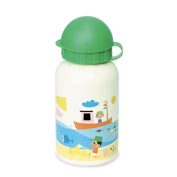 Kids Water Bottle holidays by Ingela P.Arrhenius - Water Bottle - Vilac - Totem Store