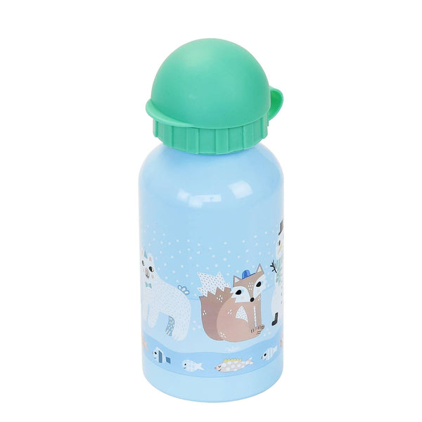 Kids Water Bottle Iceland by Michelle Carlslund-Water Bottle-Vilac-Totem Store