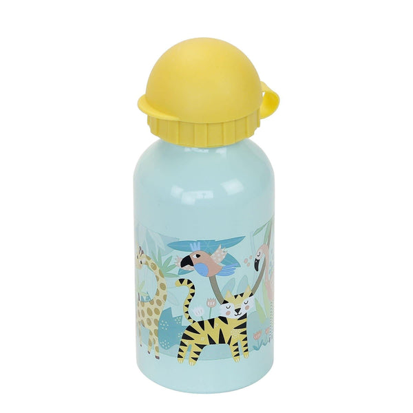 Kids Water Bottle jungle by Michelle Carlslund-Water Bottle-Vilac-Totem Store