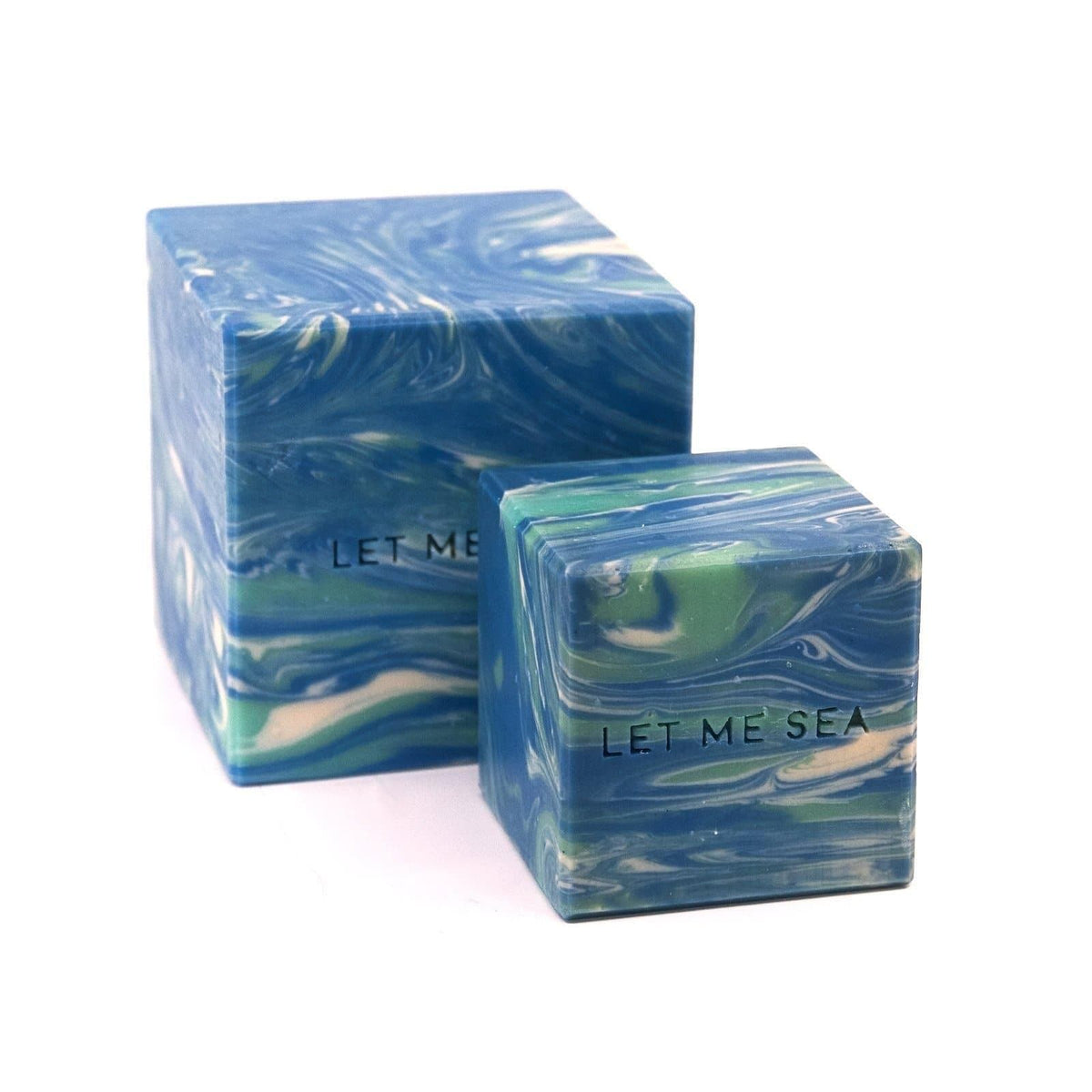 Let Me Sea - Wheatgrass & Citrus Bar Soap-Soap Bar-MOTE-120g-Totem Store