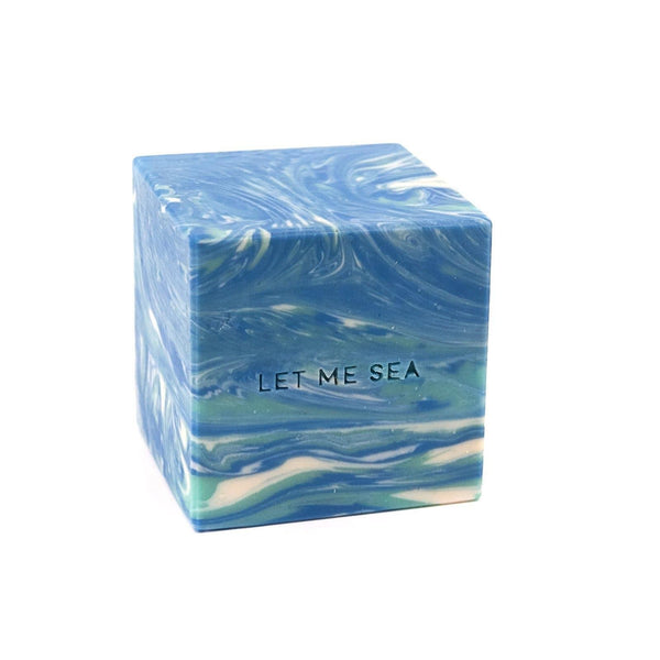 Let Me Sea - Wheatgrass & Citrus Bar Soap - Soap Bar - MOTE - Totem Store