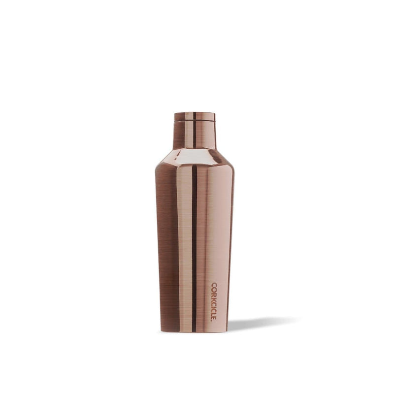 Metallic Canteen Copper - Insulated Bottle - Corkcicle - Totem Store