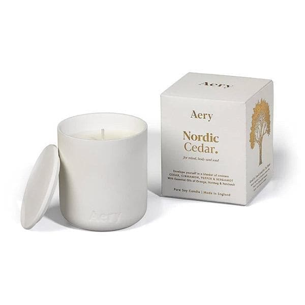 Nordic Cedar - Candle - Aery - Totem Store
