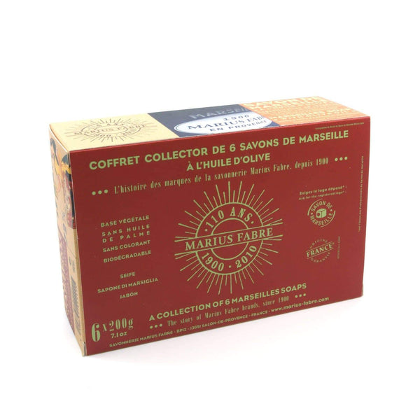 Olive Oil Marseille Soap Collector Set-Soap Bar-Marius Fabre-Totem Store