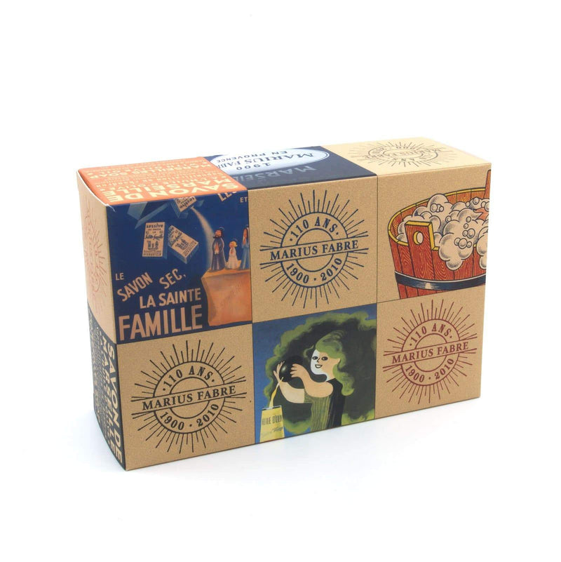 Olive Oil Marseille Soap Collector Set - Soap Bar - Marius Fabre - Totem Store