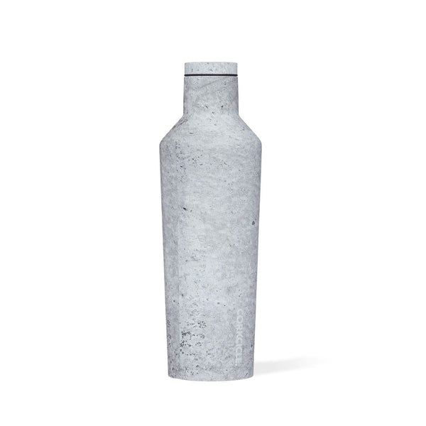 Origins Canteen Concrete-Insulated Bottle-Corkcicle-475ml-Totem Store