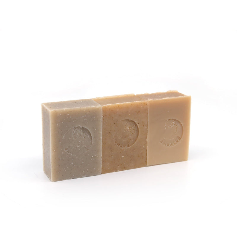 Pack of 3 Montreuil Soaps - Soap Bar - Le Baigneur - Totem Store