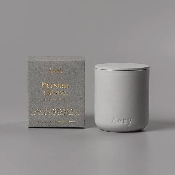 Persian Thyme - Candle - Aery - Totem Store