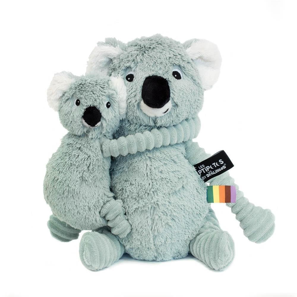 Ptipotos the Koala-Plush-Les Déglingos-Mint-Totem Store