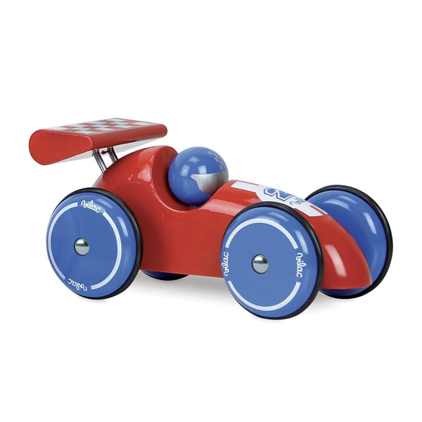 Red Extra large Racing car - Car Toy - Vilac - Totem Store