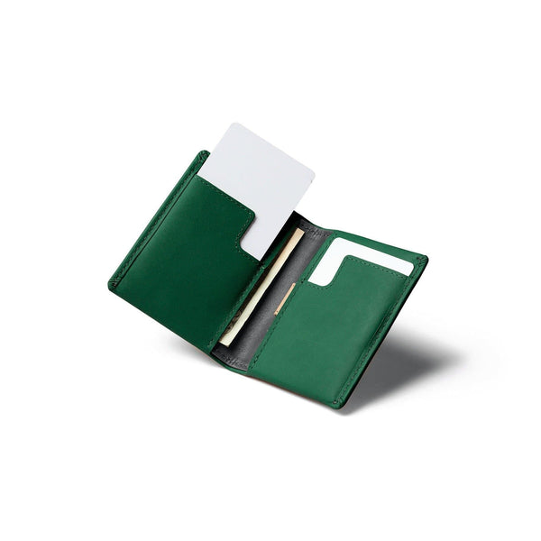 Slim Sleeve Green-Wallet-Bellroy-Totem Store