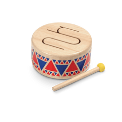 Solid Drum-Musical Toy-Plan Toys-Totem Store