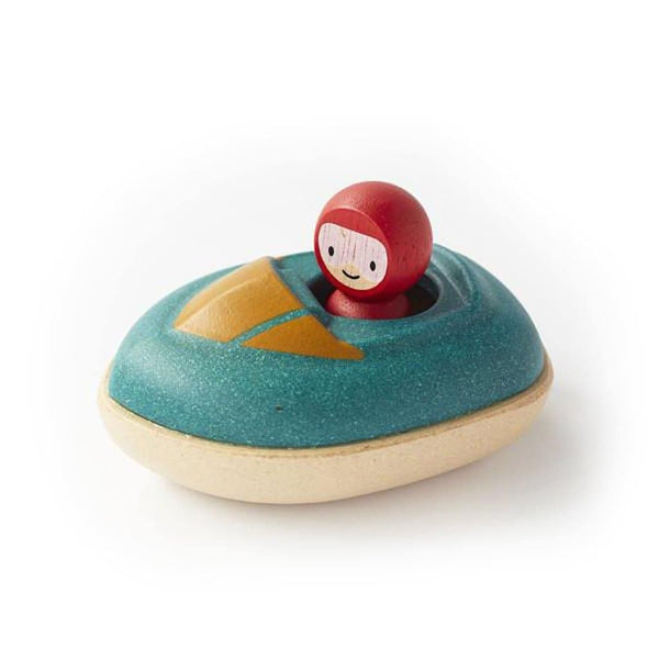 Speed Boat - Water Play - Plan Toys - Totem Store