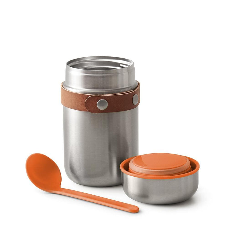 Stainless Steel Food Flask - Black+Blum - Totem Store