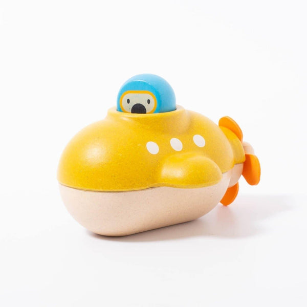 Submarine-Water Play-Plan Toys-Totem Store