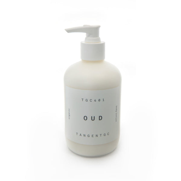 TGC401 oud organic body lotion - Body Lotion - Tangent GC - Totem Store