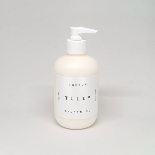 TGC406 tulip organic body lotion - Body Lotion - Tangent GC - Totem Store