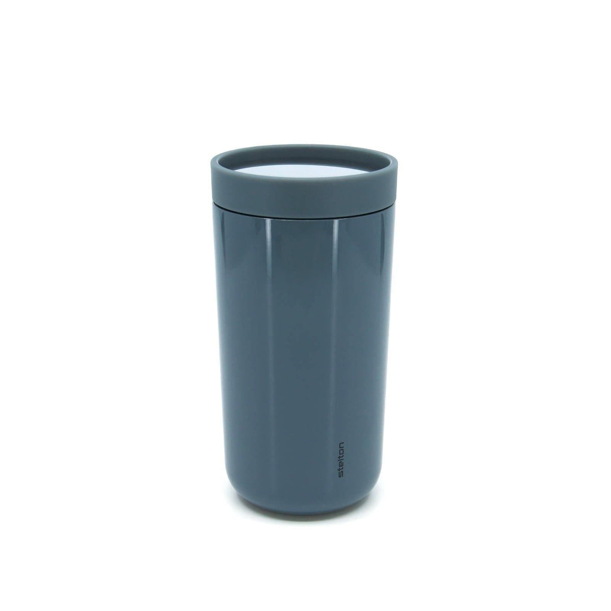 To Go Click Travel Mug - 200ml-Reusable Cup-Stelton-Grey-Totem Store