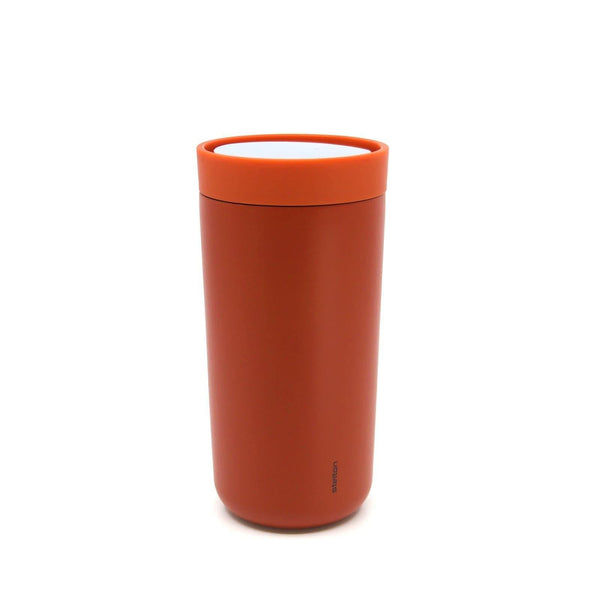 To Go Click Travel Mug - 400ml-Reusable Cup-Stelton-Rosehips-Totem Store