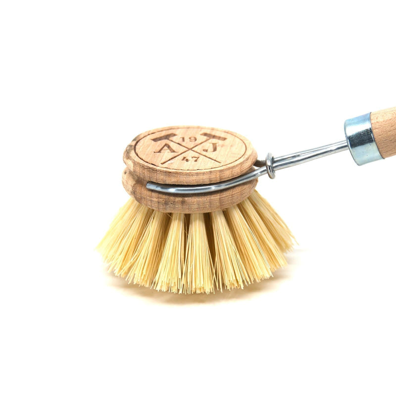 Traditional Wooden Washing Up Brush-Dish Brush-Andrée Jardin-Totem Store