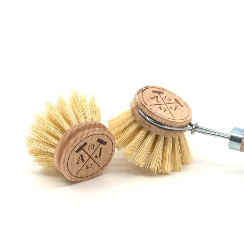 Traditional Wooden Washing Up Brush - Dish Brush - Andrée Jardin - Totem Store